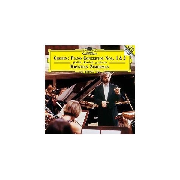 CD/クリスチャン・ツィメルマン/ショパン:ピアノ協奏曲第1番・第2番 (SHM-CD)