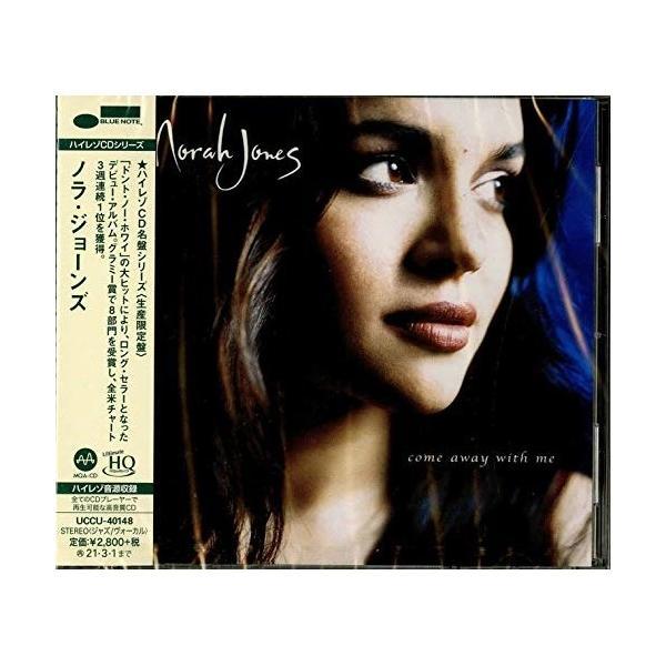 CD/ノラ・ジョーンズ/ノラ・ジョーンズ (MQA-CD/UHQCD) (生産限定盤)