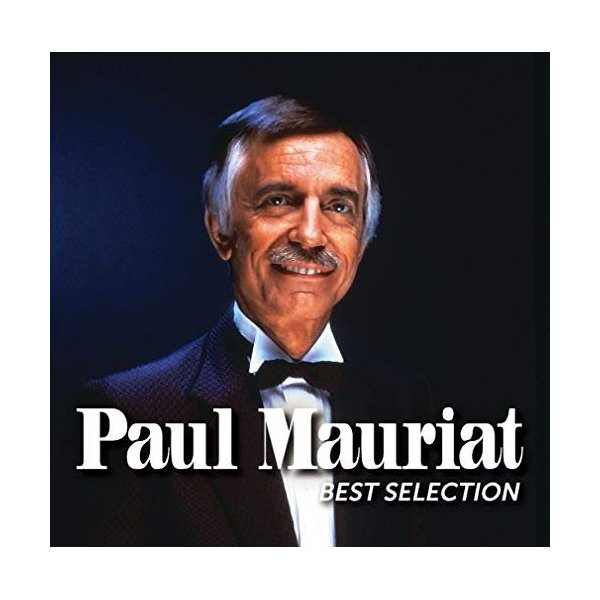 CD/ポール・モーリア/ポール・モーリア〜ベスト・セレクション(MQA-CD/UHQCD)(解説付)(生産 盤)