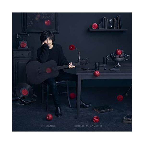 CD/宮本浩次/ROMANCE (通常盤)の画像