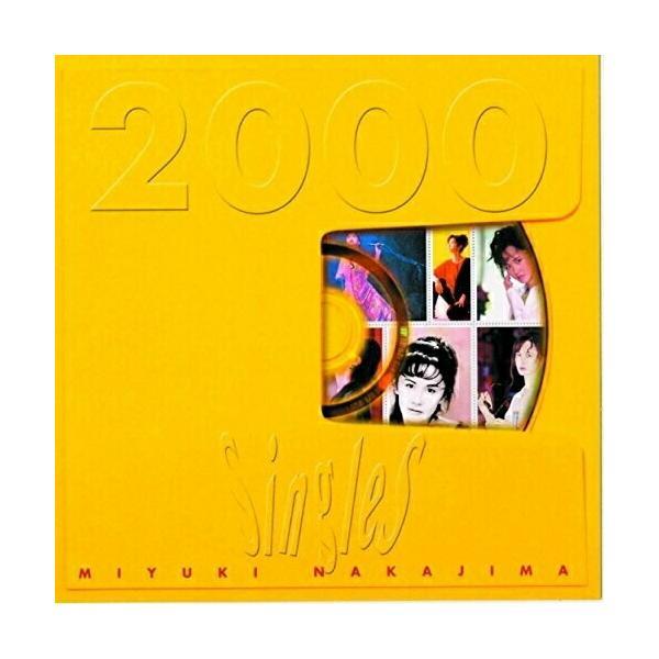 CD/中島みゆき/Singles2000