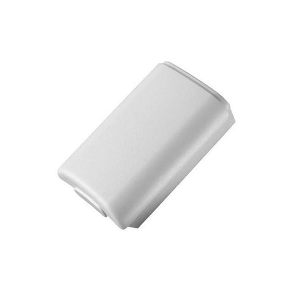 リチャージブルバッテリーパック [ホワイト] Xbox360用の画像
