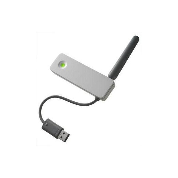 ワイヤレスLANアダプター Xbox360用の画像