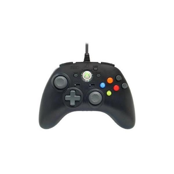 ホリパッドEX2ターボ ブラック Xbox360用の画像
