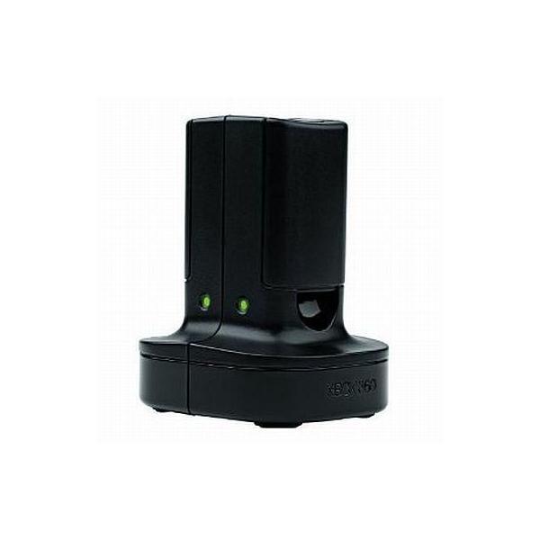 クイックチャージキット (リキッドブラック) Xbox360用の画像