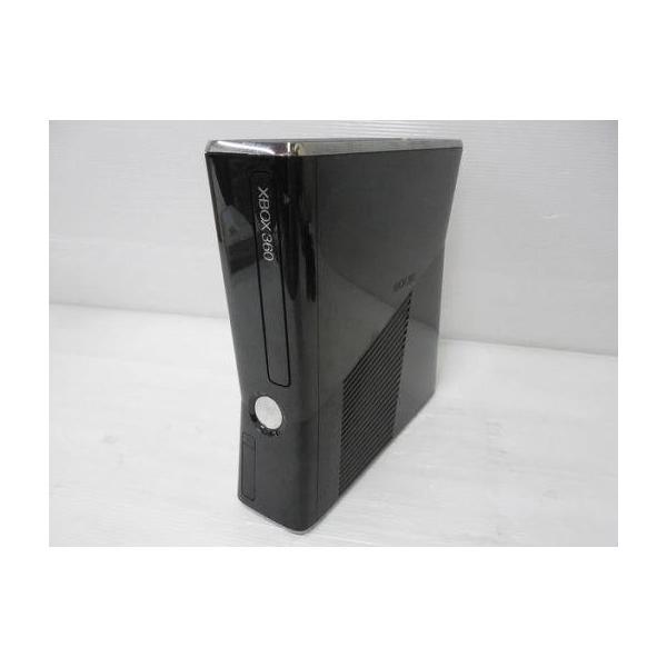 XBOX360本体 プレミアム リキッド ブラック 250GBの画像