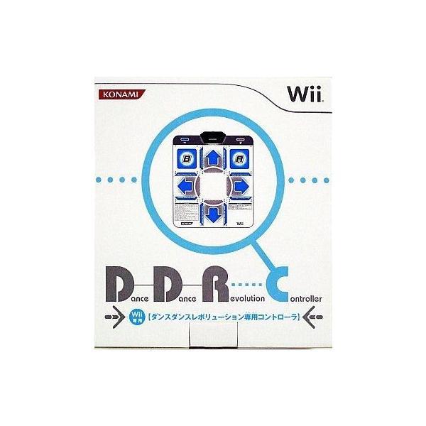 ダンスダンスレボリューション専用コントローラー Wii用の画像