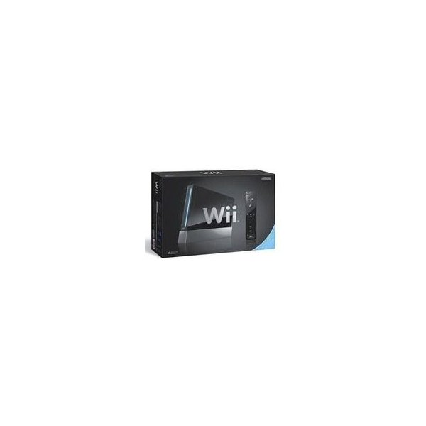 Wii クロ Wiiリモコンプラス同梱の画像