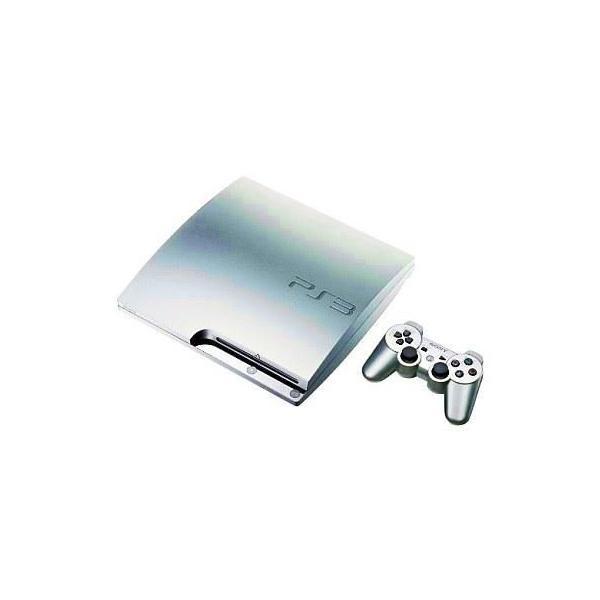 PlayStation3本体 160GB サテン・シルバーの画像