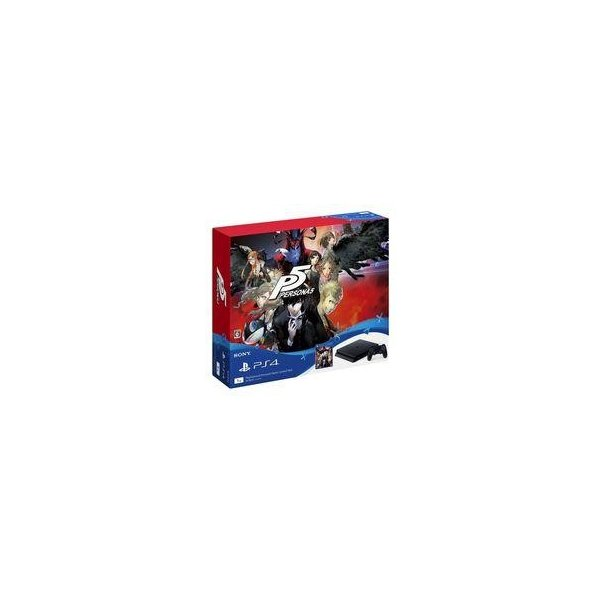PlayStation 4 Persona5 Starter Limited Pack 1TB (CUH-10012)の画像