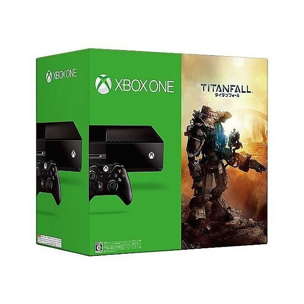 Xbox One(タイタンフォール同梱版)の画像