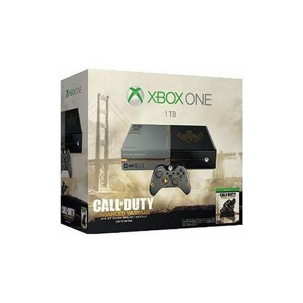 Xbox One『コール オブ デューティ アドバンスド・ウォーフェア』リミテッドエディションの画像