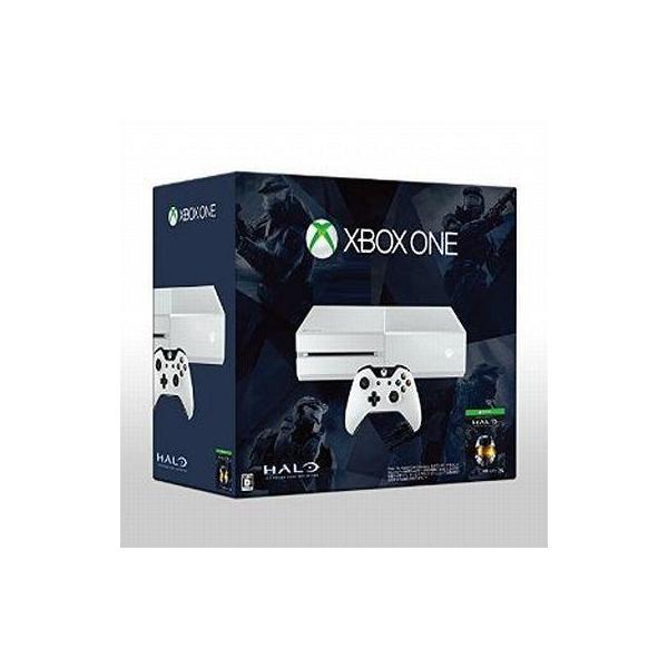 Xbox One スペシャル エディション (Halo: The Master Chief Collection 同梱版)の画像