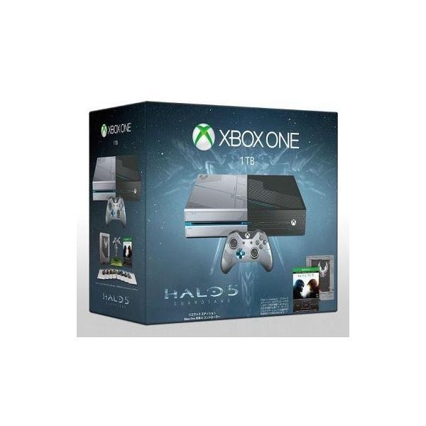 Xbox One 1TB『Halo 5: Guardians』リミテッド エディション Xbox Oneの画像