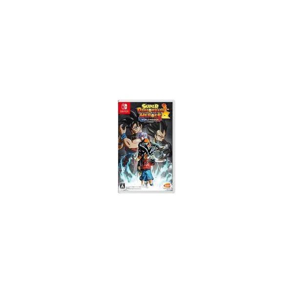 スーパードラゴンボールヒーローズ ワールドミッション [Nintendo Switch]の画像