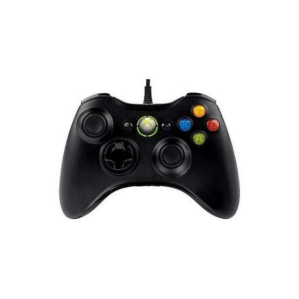 Xbox360 Controller for Windows 52A-00006 [リキッドブラック]の画像