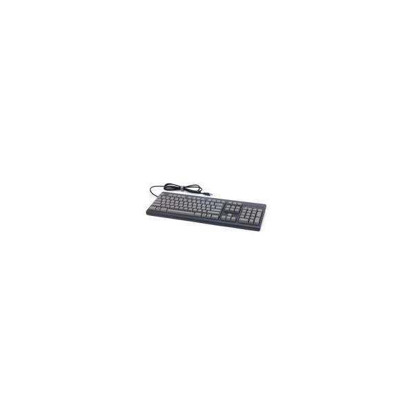 有線キーボード[USB] REALFORCE 108UG-HiPro カナ表記なし(ブラック&グレー) YK0100の画像