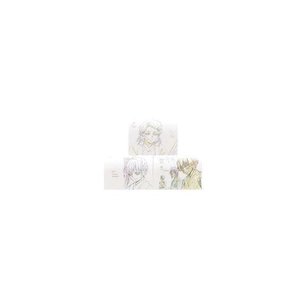 中古アニメムック鬼滅の刃Blu-ray/DVD2巻ufotable購入特典複製原画セット