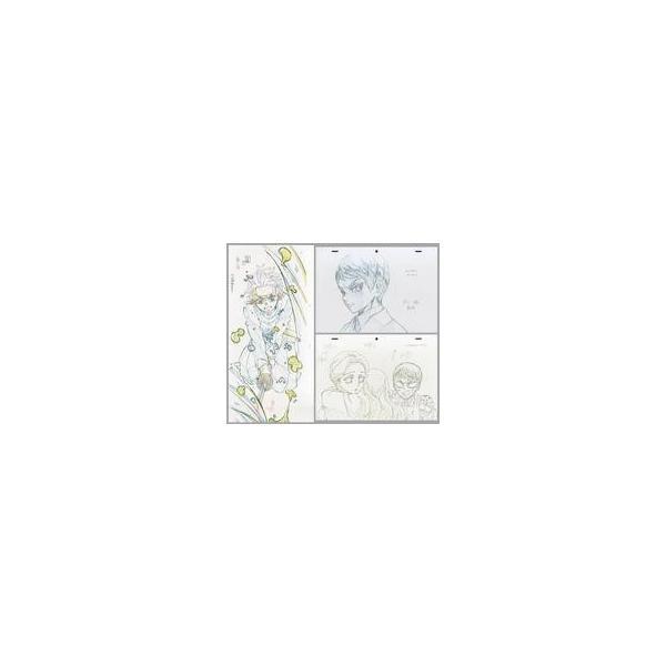 中古アニメムック鬼滅の刃本編複製原画セット第4巻特典