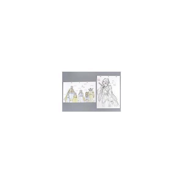 中古アニメムック鬼滅の刃Blu-ray/DVD9巻ufotable購入特典複製原画セット