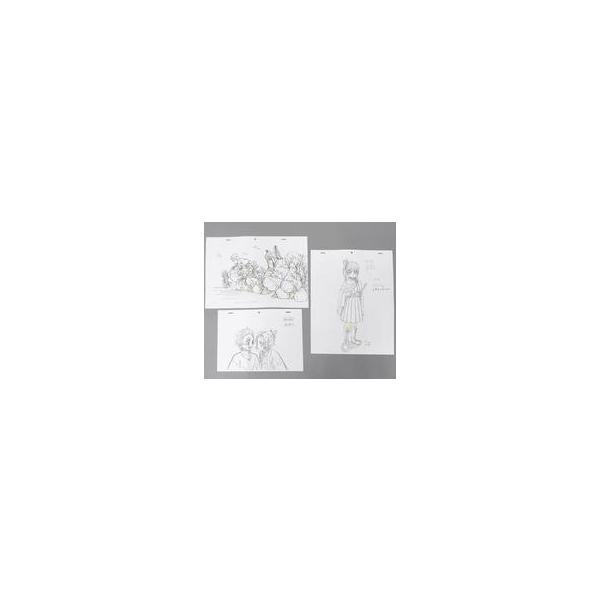 中古アニメムック鬼滅の刃Blu-ray/DVD10巻ufotable購入特典複製原画セット