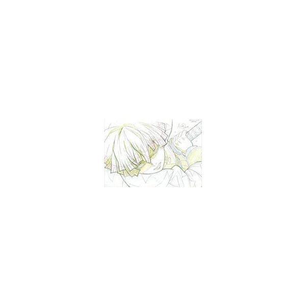 中古アニメムック鬼滅の刃Blu-ray/DVD7巻ufotable購入特典複製原画我妻善逸