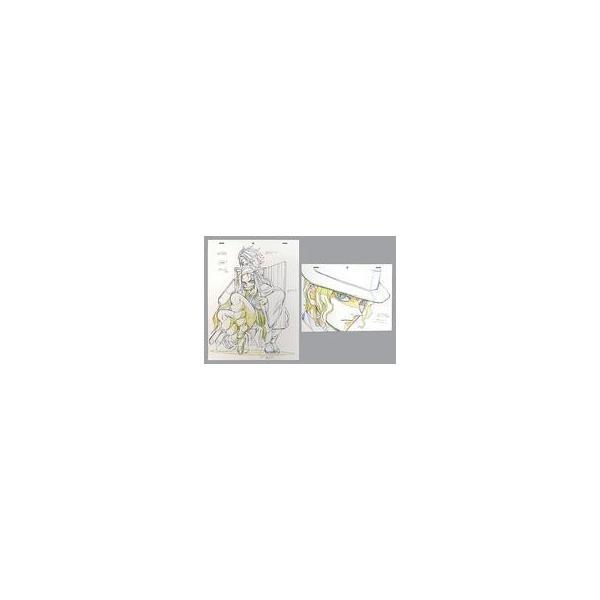 中古アニメムック鬼滅の刃Blu-ray/DVD3巻ufotable購入特典複製原画セット