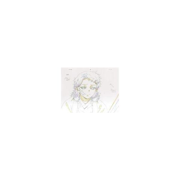 中古アニメムック鬼滅の刃Blu-ray/DVD2巻ufotable購入特典複製原画錆兎