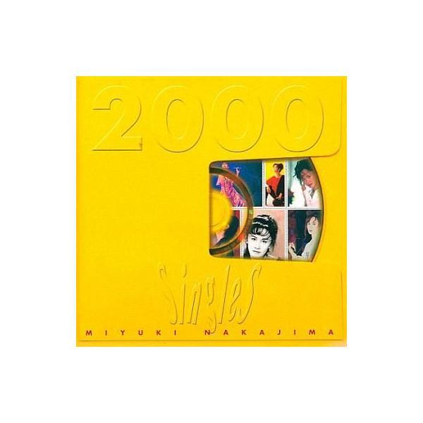 中古邦楽CD中島みゆき/Singles2000