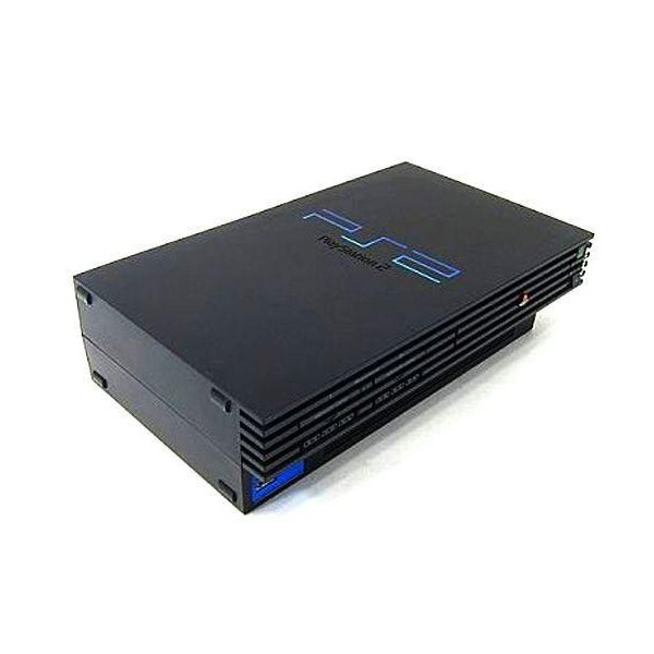 PlayStation2本体SCPH-50000NB(PS2本体)の画像