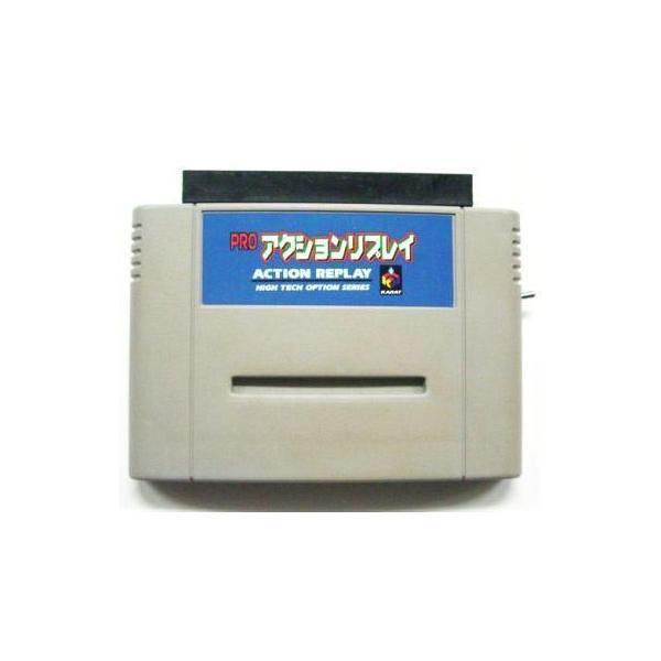 カラット スーパーファミコン SFCプロアクションリプレイの画像