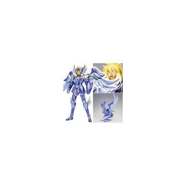 中古フィギュア [破損品/ランクB] 聖闘士聖衣神話 キグナス氷河 神聖衣 -10th Anniversary Edition