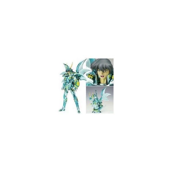 中古フィギュア [破損品/ランクB] 聖闘士聖衣神話 ドラゴン紫龍 神聖衣 -10th Anniversary Edition