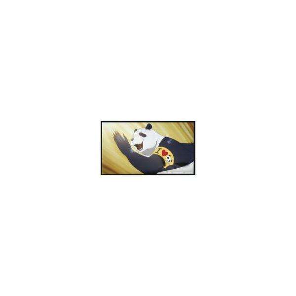中古カレンダー2021年度年間カレンダー付きアニメ場面写カード(パンダ)「コミックス呪術廻戦第14巻」店舗