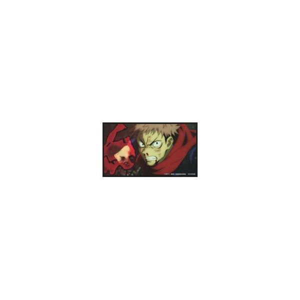 中古カレンダー2021年度年間カレンダー付きアニメ場面写カード(虎杖悠仁)「コミックス呪術廻戦第14巻」店
