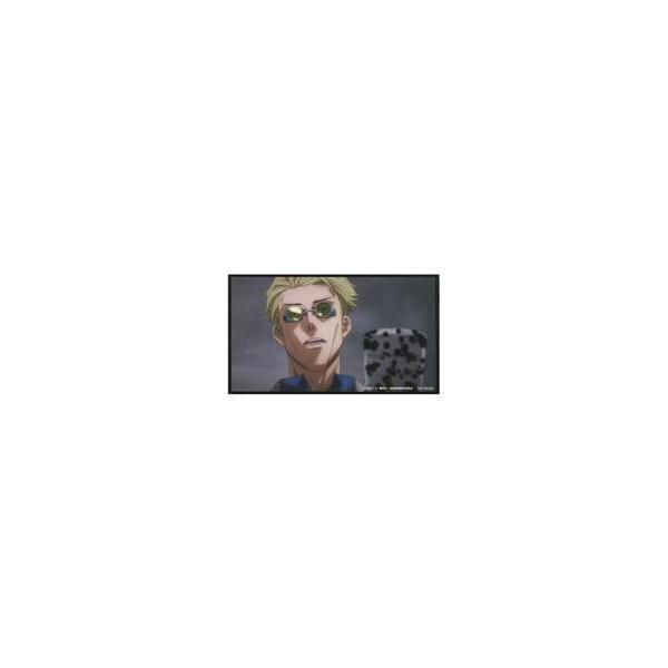 中古カレンダー2021年度年間カレンダー付きアニメ場面写カード(七海建人)「コミックス呪術廻戦第14巻」店