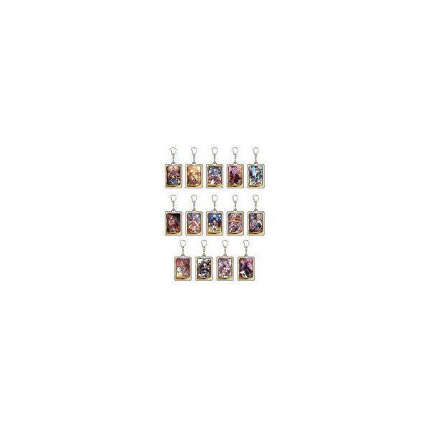 中古キーホルダー・マスコット(キャラクター)全14種セット「アクリルキーホルダーワイルドアームズミリオンメモリ