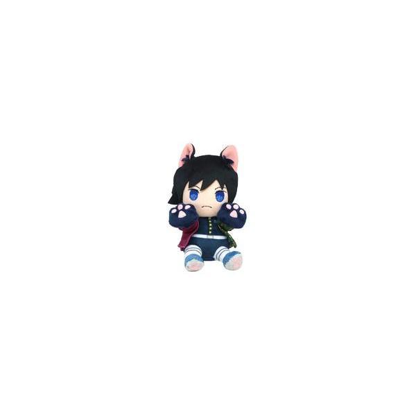 中古ぬいぐるみ 冨岡義勇 にゃふぉるめ ぬいぐるみ vol.1 「鬼滅の刃」 ANIPLEX+&アニメイト限定