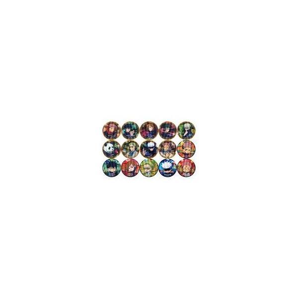中古食玩雑貨全15種セット「呪術廻戦3Dマグネット」