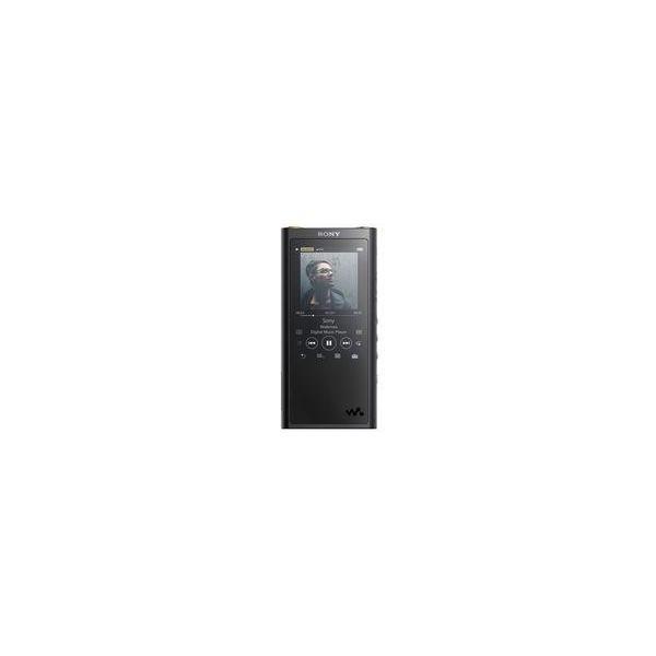 ソニー メモリープレーヤー NW-ZX300 B ブラック 容量:64GBの画像