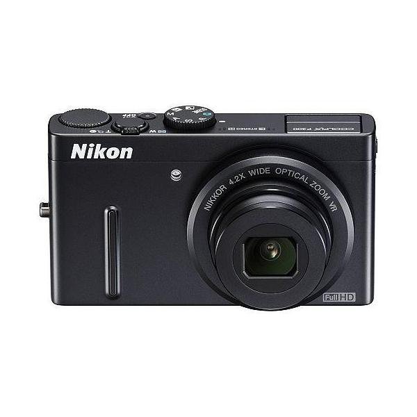 中古カメラ デジタルカメラ COOLPIX P300 (ブラック) 1220万画素 [COOLPIX P300]