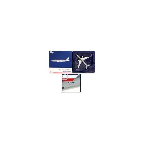 中古ミニカー 1/400 American Airlines BOEING 777-200ER