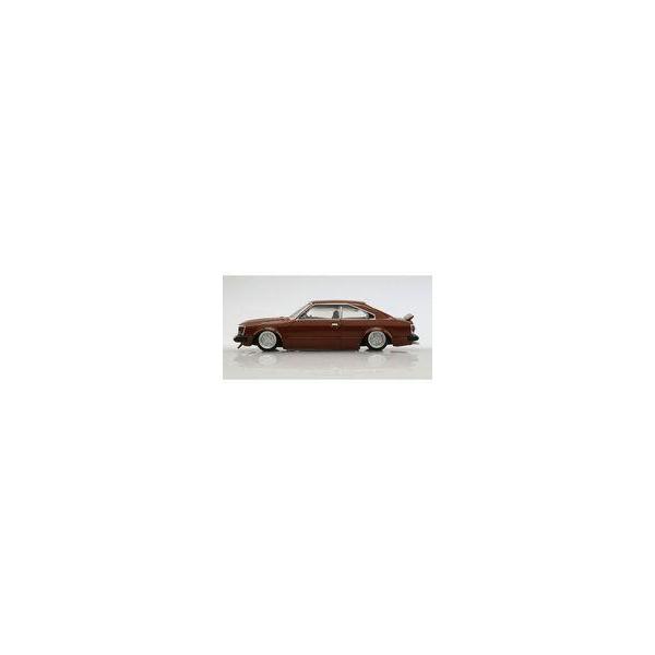 中古ミニカー1/64カリーナHT2(ブラウン)「ダイキャストミニカーグラチャンコレクションPart.12」