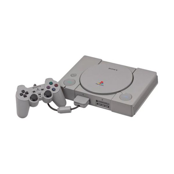 PlayStation(SCPH-7000)の画像