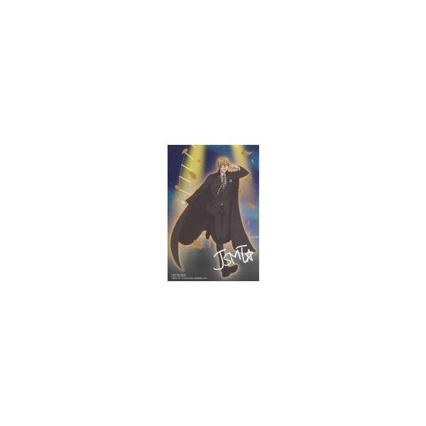 中古キャラカード(キャラクター) 十四松(怪盗) オリジナルブロマイド 「セガコラボカフェ えいがのおそ松さん