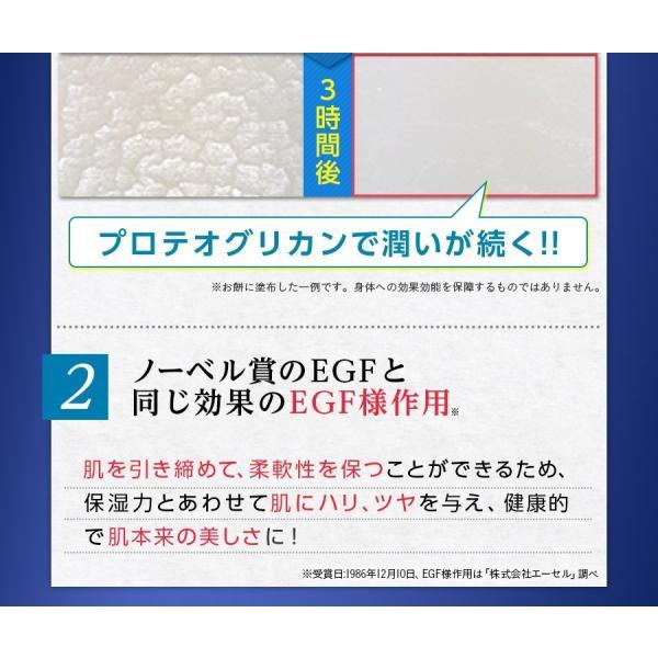 プロテオグリカン 美容液 原液 配合 PG2 ピュアエッセンス 無添加 無香料 低刺激 国内製造 界面活性剤不使用 EGF 化粧品 10ml|surusuru|11