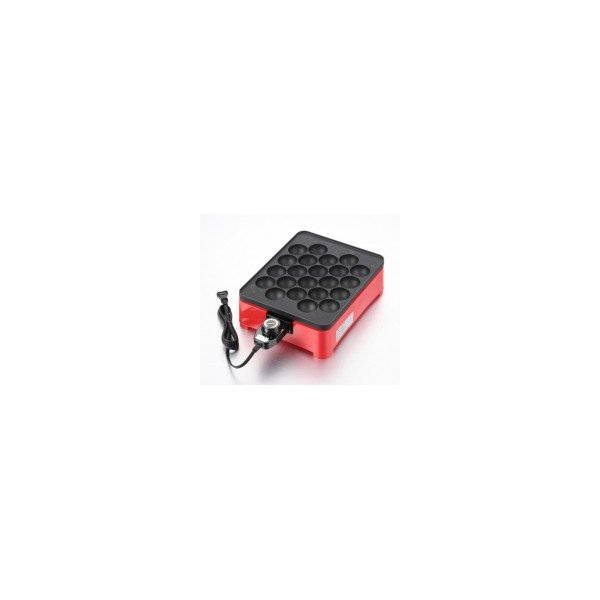 着脱式角型電気たこ焼き器22穴 CS3WA-0011(調理・キッチン家電)|suteki-roseyrose