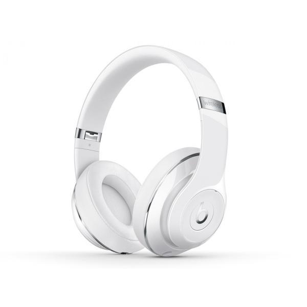 Beats by dr.dre ワイヤレスヘッドホン studio wireless (グロスホワイト)|suufactory