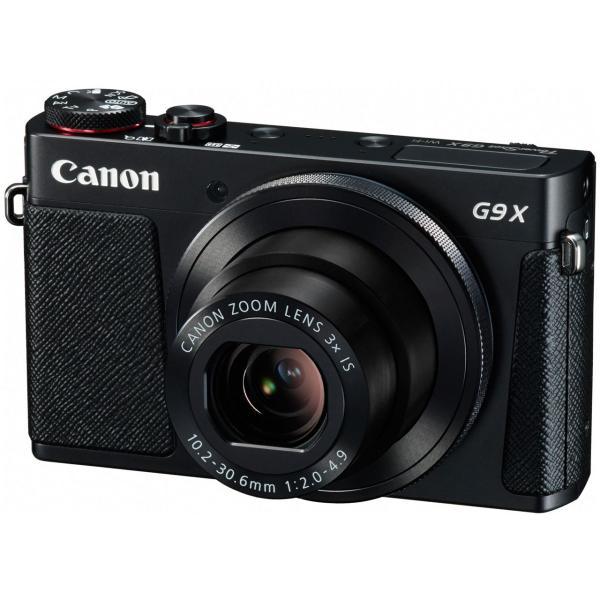 キャノン(Canon) デジタルカメラ PowerShot G9X(ブラック)