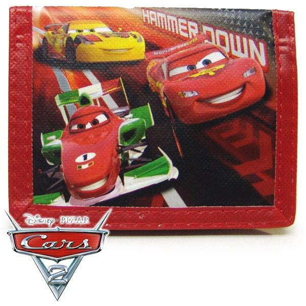Cars カーズ カードケース 財布 (12cm×9cm)2MQFB|suxel